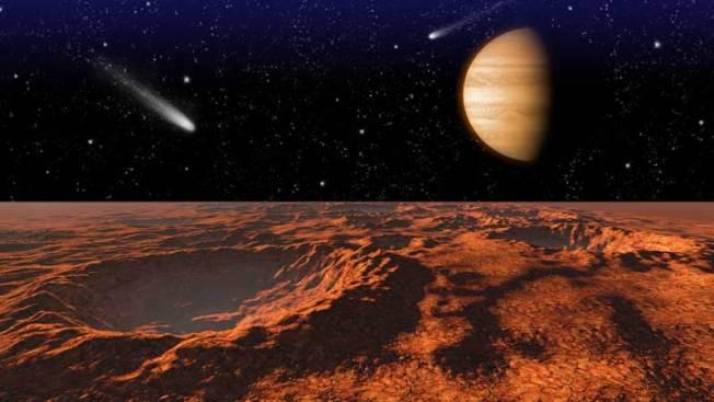 Enigma: ¿Existirá la vida y el agua en Marte?