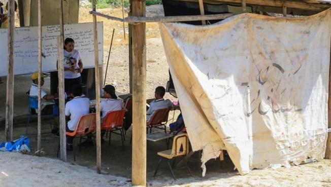 A un año del sismo: falta de escuelas favorece deserción