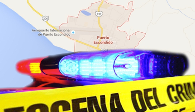 Siete personas ejecutadas en Puerto Escondido, Oaxaca