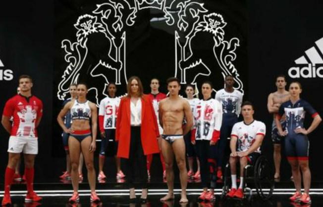Glamur olímpico en diseños fashion