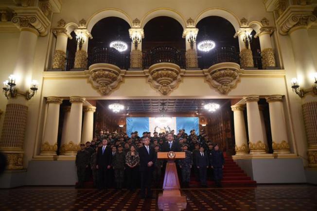 Guatemala: Jimmy Morales y la Cicig, un año de tensas relaciones