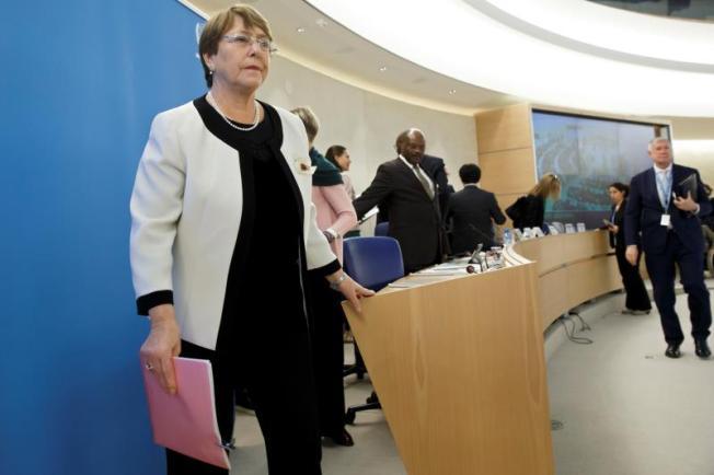 """La alta comisionada advierte contra una """"amnistía incondicional"""" en El Salvador"""
