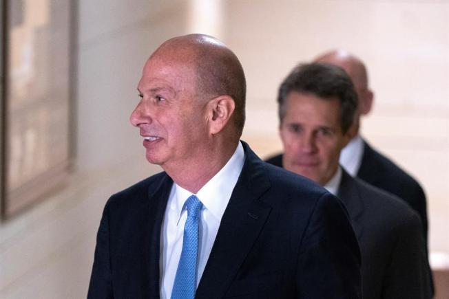 Proceso de juicio político: embajador Sondland da testimonio clave ante el Congreso