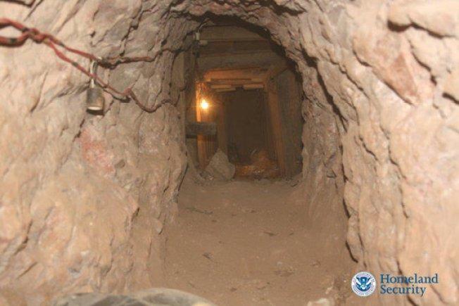 Hallan narco túnel más largo