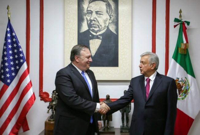 Proponen relación bilateral México-EU bajo 4 pilares