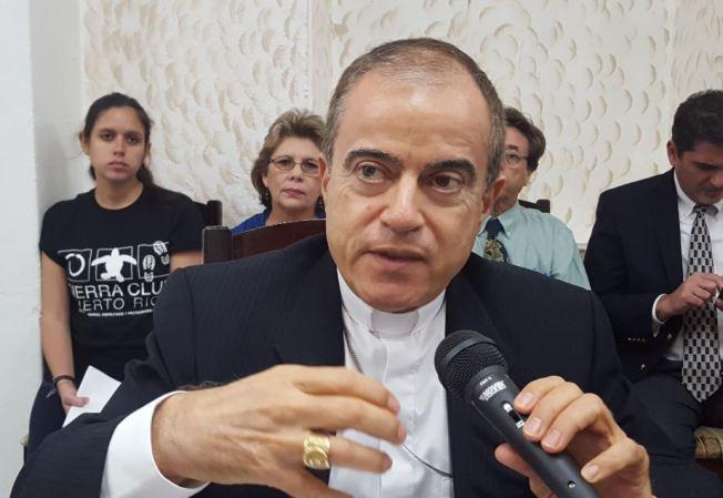 """Arzobispo: """"persecución injustificada"""" embargos a la Iglesia"""