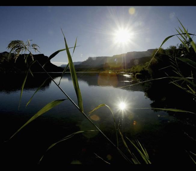 Hallan restos humanos  en Apache Lake