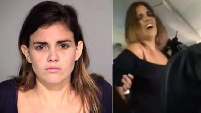 Por mujer agresiva desvían vuelo Miami-Chicago