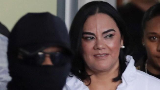 Culpable de corrupción exprimera dama de Honduras
