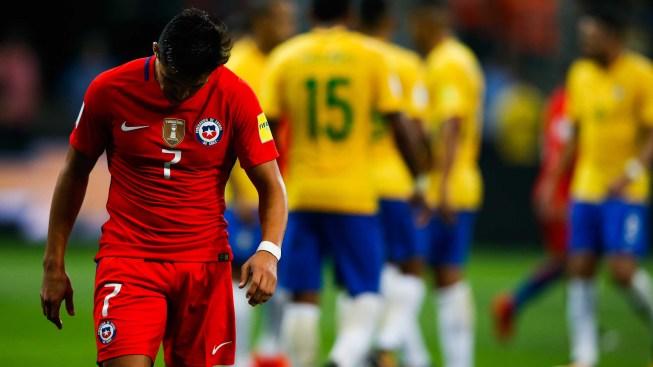 Copa Mundial de la FIFA: 10 equipos de los 32 mejores no clasificaron