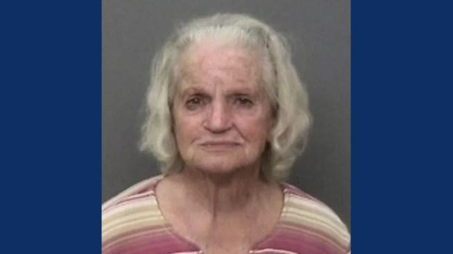 Mujer de 84 años acusada de disparar contra niños ruidosos