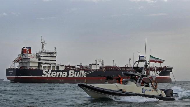 Irán ordena la liberación del petrolero británico detenido