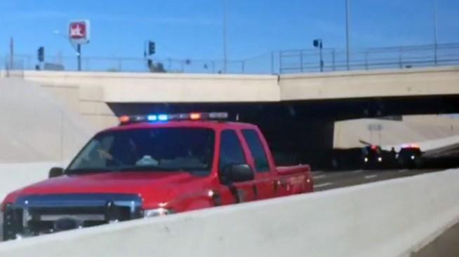 Reabren autopista I-17 tras reportarse incidente