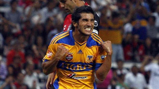 México llama a Damián Álvarez, para amistoso ante Colombia