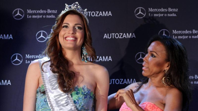 ¡Miss Universo en Dominicana!