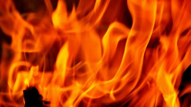 Incendio destruye iglesia mormona