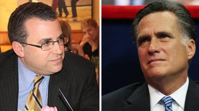 Lo despiden por mofa a Romney