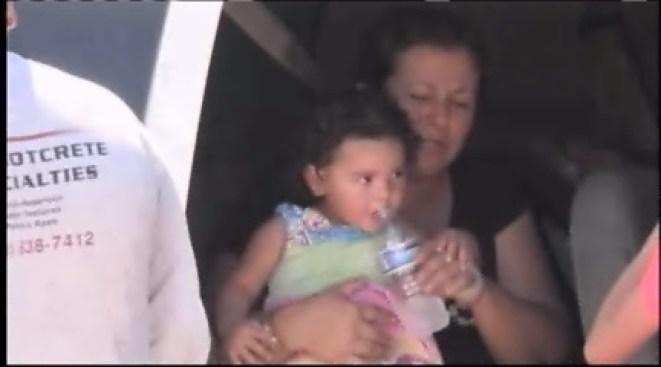 Secuestran abuelita y a nieto
