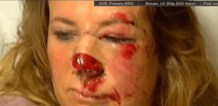 Video: Policía quería ocultar brutal accidente