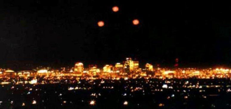 Misterioso fenómeno en cielos de Phoenix